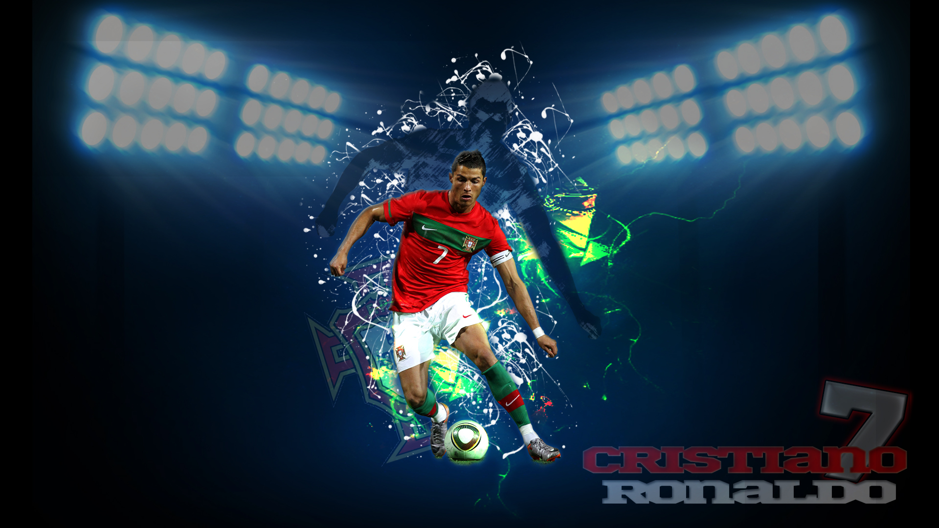 Wallpapers Cristiano Ronaldo 2014 Selección De Portugal