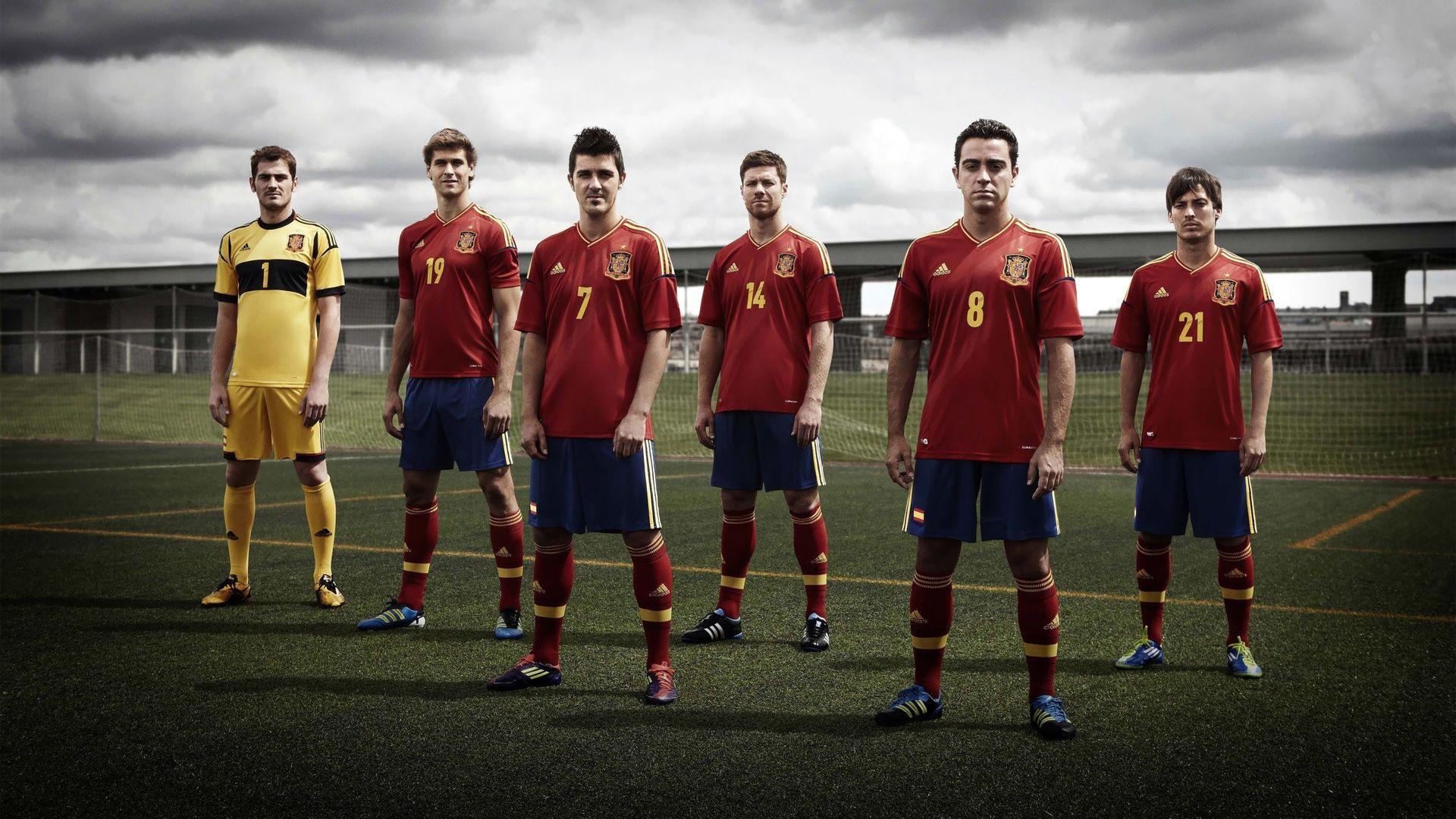 Wallpapers Jugadores España, Holanda, Chile, Australia ...