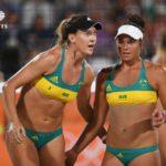 16 Fotos Voleibol de playa olímpico Río 2016