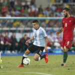 13 Fotos Argentina – Portugal Río 2016